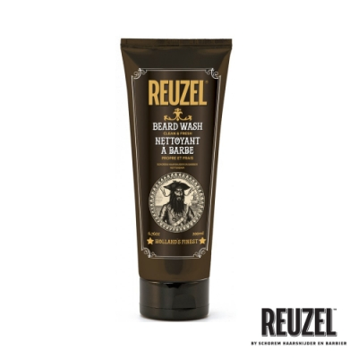 REUZEL Beard Wash 溫和調理潔顏乳 200ml