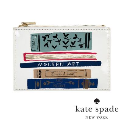 KATE SPADE 經典再現萬用收納化妝包 Stack of Classics