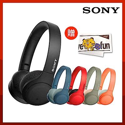 SONY Hi-Res無線藍牙耳罩式耳機 WH-H810 (公司貨)