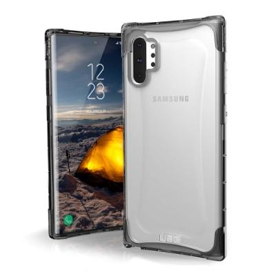 UAG Galaxy Note 10+耐衝擊全透保護殼-透明