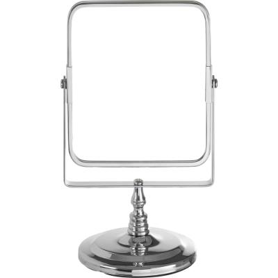 《Premier》Cassini長方高腳桌鏡(銀27cm)
