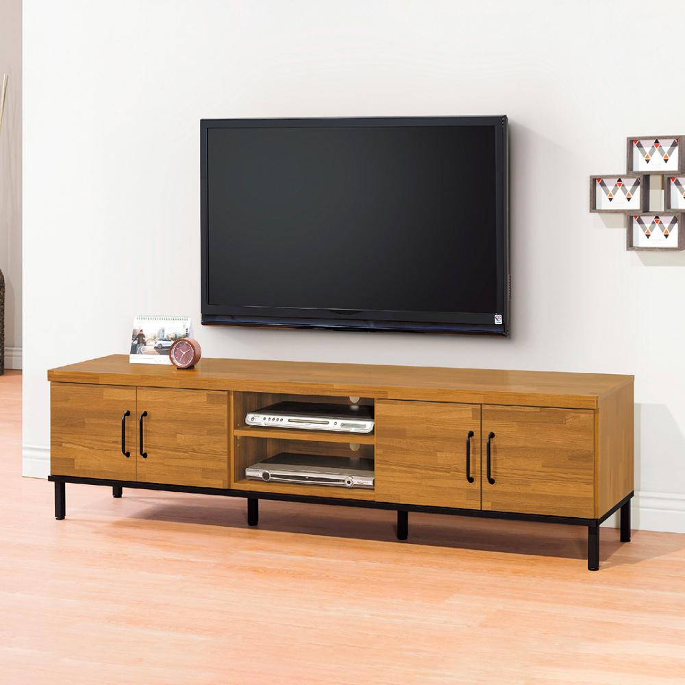 AS-愛麗絲6尺電視櫃-181.5x40x49cm