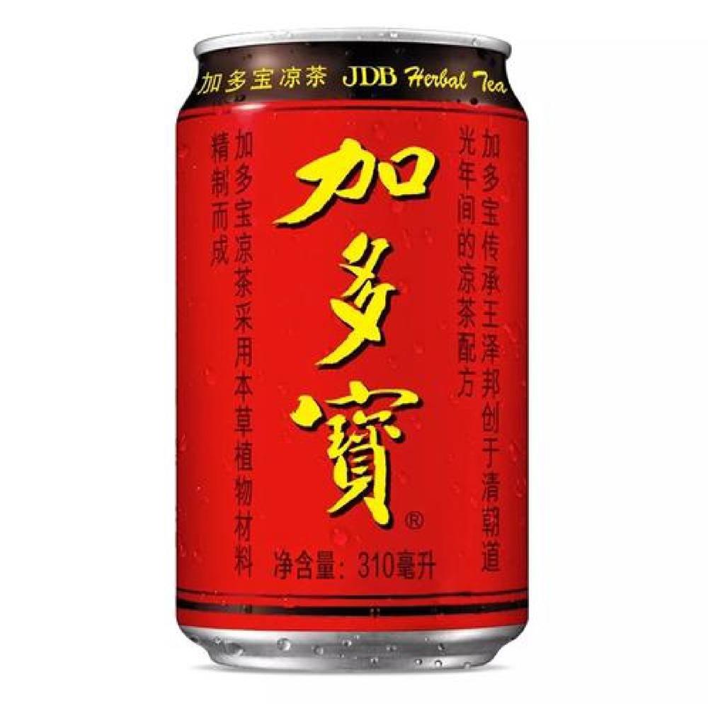 加多寶涼茶(310mlx6入)