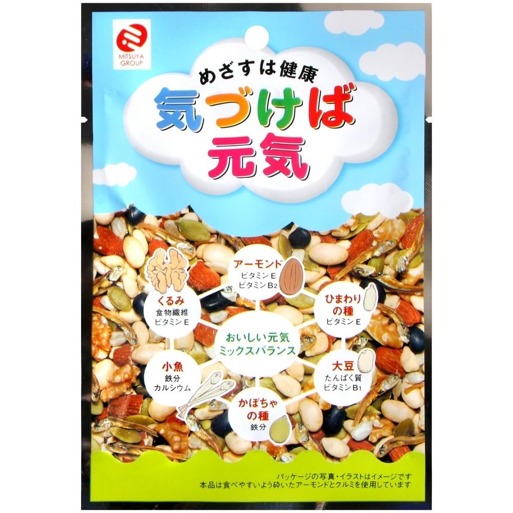 千成堂 元氣小魚綜合堅果(33g)