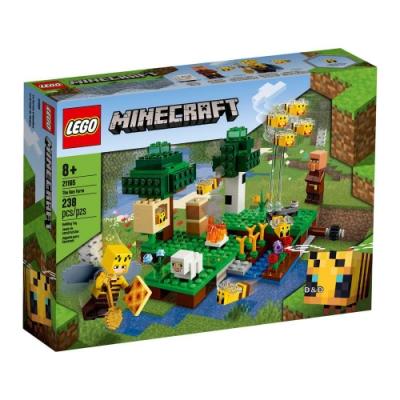 樂高LEGO Minecraft系列 - LT21165 蜜蜂農場