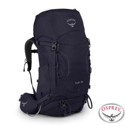OSPREY 女款 Kyte 36L 輕量健行登山背包_桑椹紫 R