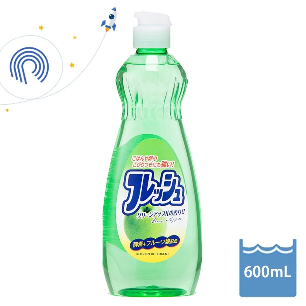 日本製Rocket火箭中性洗碗精-青蘋果-600ml