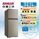 SANLUX台灣三洋 321L 1級變頻雙門電冰箱SR-C321BV1B product thumbnail 2