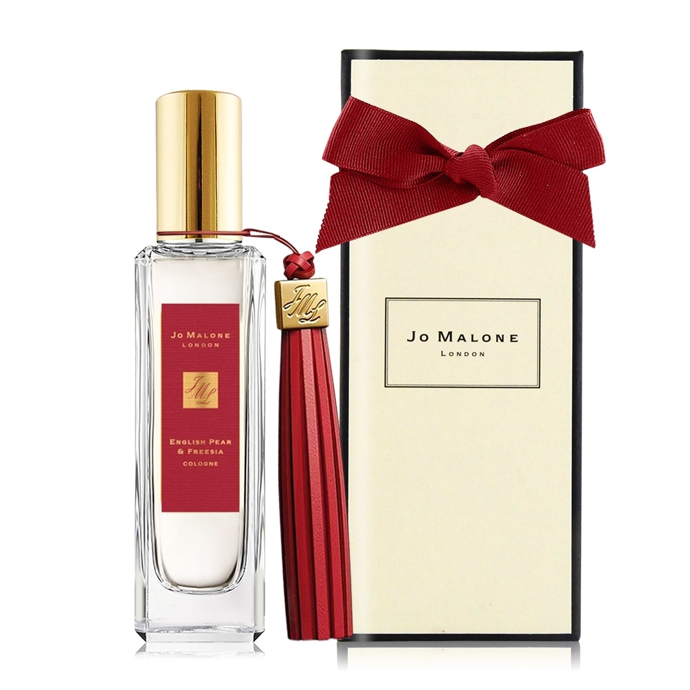 Jo Malone 英國梨與小蒼蘭香水30ml[含外盒+緞帶+流蘇]-2020新年限量版