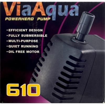 《ViaAqua》小型缸適用高效能低噪音設計沉水馬達-610
