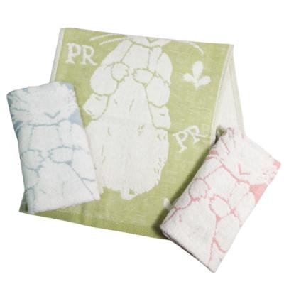 比得兔無捻提花童巾6入 -PR321/PR322/PR678-KT