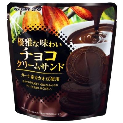 七尾製果 法蘭酥夾心餅-巧克力風味(66g)