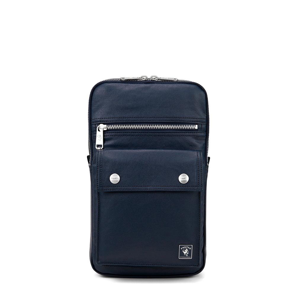 PORTER - 復刻新作MILKY+型格單肩包 - 深藍