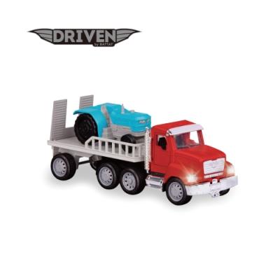美國【Battat】迷你平板拖車_Driven系列