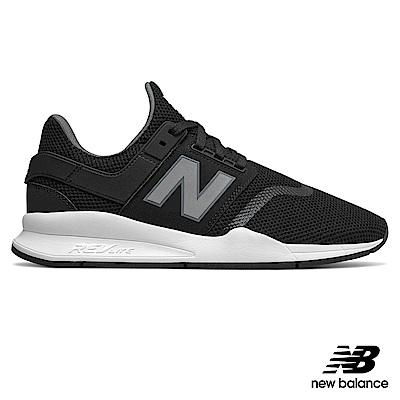 New Balance 復古鞋_MS247FF_中性_黑色