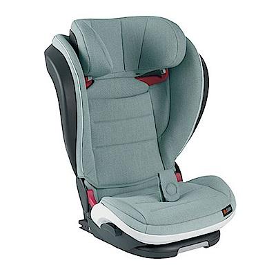 【BeSafe】iZi Flex FIX 成長型兒童汽車安全座椅(芬蘭綠)