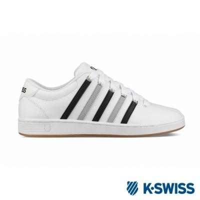 K-SWISS Court Pro II CMF休閒運動鞋-男-白/黑/灰
