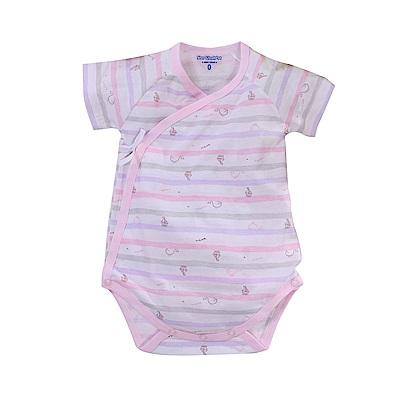 薄款純棉短袖連身衣 a70235 魔法Baby
