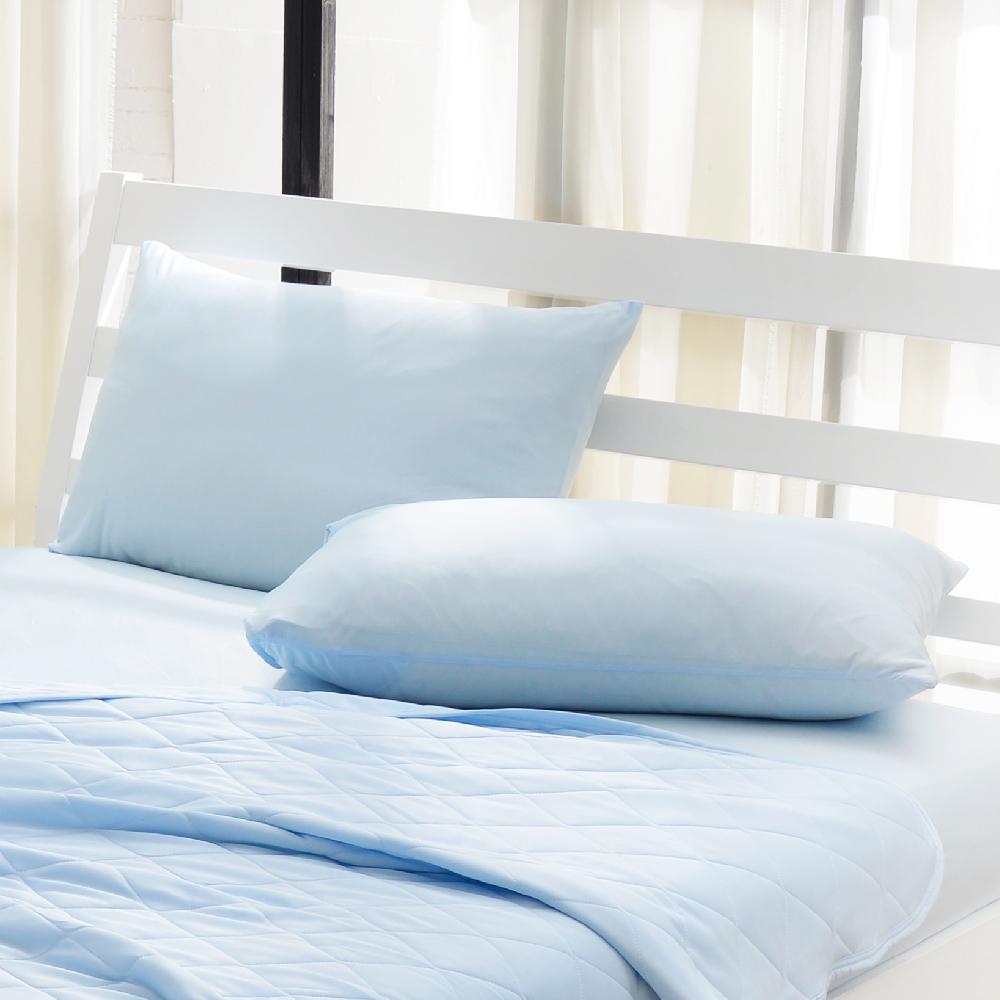 Grace Life 日式 Super Cool 涼感纖維 枕套一對