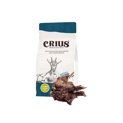 CRIUS克瑞斯-山羊薄片 100g (CER-TG-2854) 四包組