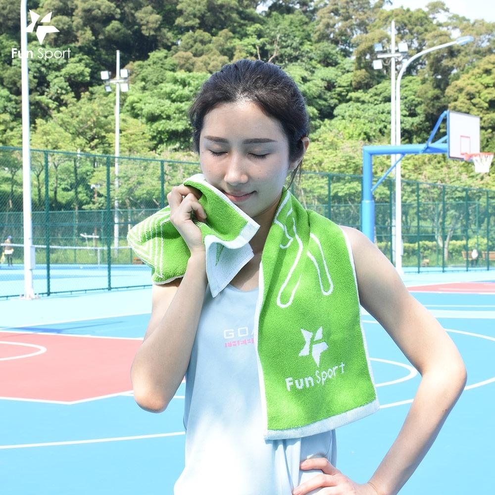 Fun Sport-好星奮運動毛巾(15週年紀念)(2條)(吸汗毛巾/毛巾操)
