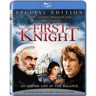 第一武士 The First Knight   藍光 BD