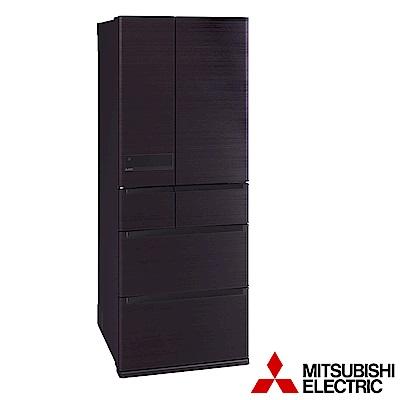 (贈好禮)MITSUBISHI三菱 605L 1級變頻6門冰箱 MR-JX61C-RW/N/W