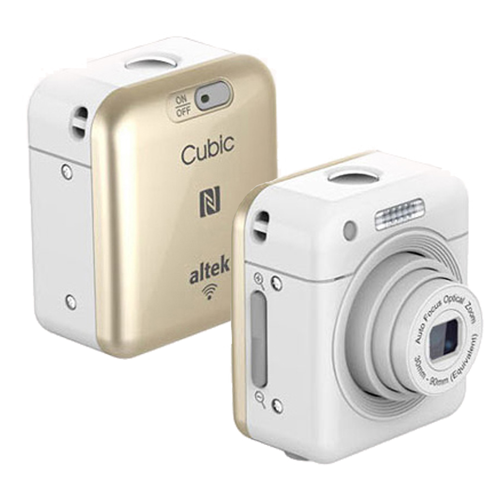 altek Cubic (C01) 智慧小相機