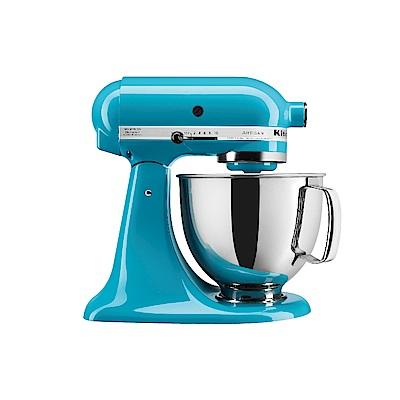 KitchenAid抬頭式桌上型攪拌機冰晶藍3KSM150PSTCL