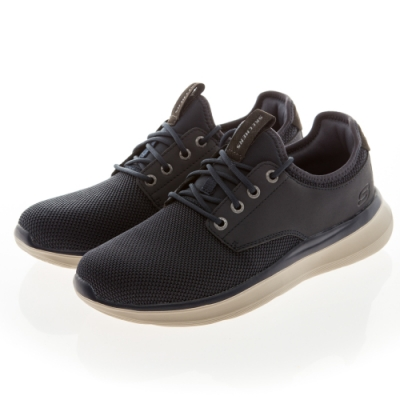 SKECHERS 男 休閒系列 DELSON 2.0 - 66272NVY