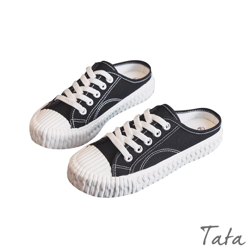 懶人帆布拖鞋 TATA