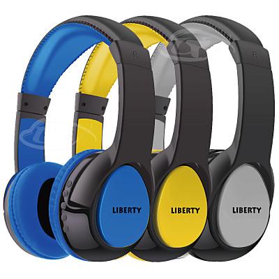 【LIBERTY利百代】繽紛輕巧頭戴式藍芽耳機 LB-7310
