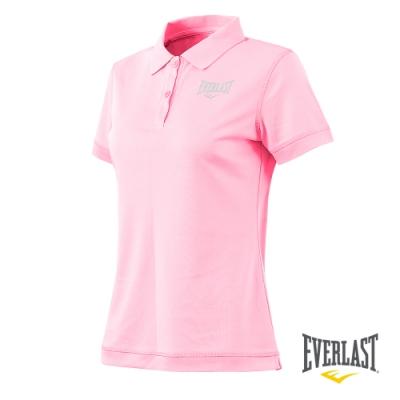 【EVERLAST】女款機能POLO衫-共兩色