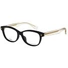 FENDI 時尚光學眼鏡 (黑色)FF0099F