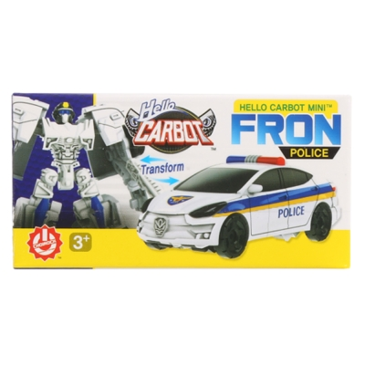 任選HELLO CARBOT 迷你衝鋒戰士 警探酷雷CK32589 原廠公司貨