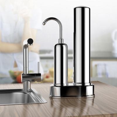 Effect 304不繡鋼-礦物質廚飲淨水除氯器