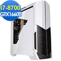 技嘉B360平台[絕塵狩神]i7六核GTX1660Ti-6G獨顯電玩機