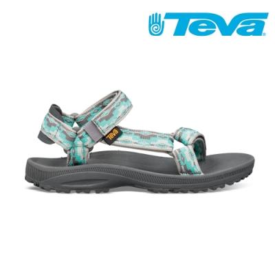 TEVA Winsted 經典織帶涼鞋 女 蒙達藍 TV1017424MWTR