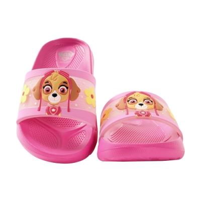 魔法Baby男童鞋 台灣製汪汪隊立大功正版輕量美型拖鞋sk1022