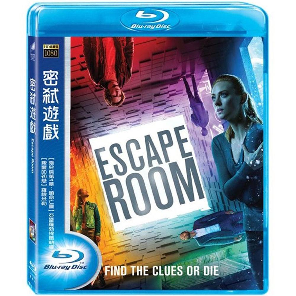 密弑遊戲 Escape Room  藍光 BD