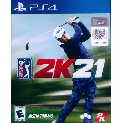 PGA 巡迴賽 2K21 PGA TOUR 2K21 - PS4 中英文美版