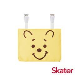 Skater幼童口袋包-小熊維尼FACE