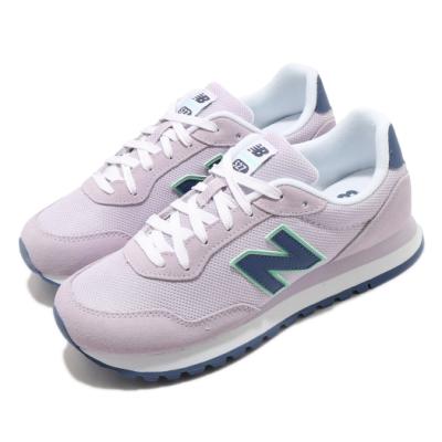 New Balance 休閒鞋 527 運動 女鞋 紐巴倫 基本款 簡約 麂皮 穿搭 紫 藍 WL527PCCB