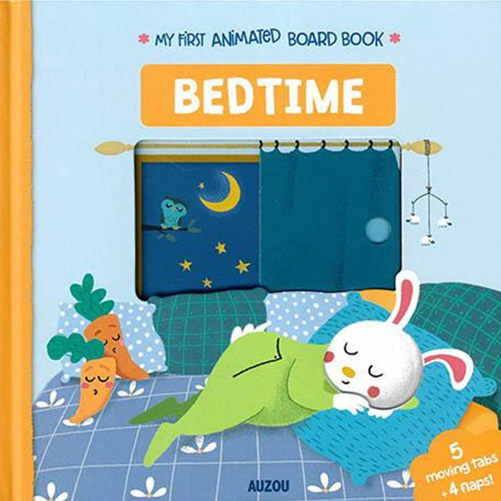 My First Animated Board Book:Bedtime