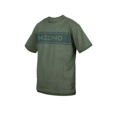 MIZUNO 男 1906系列短袖T恤 軍綠