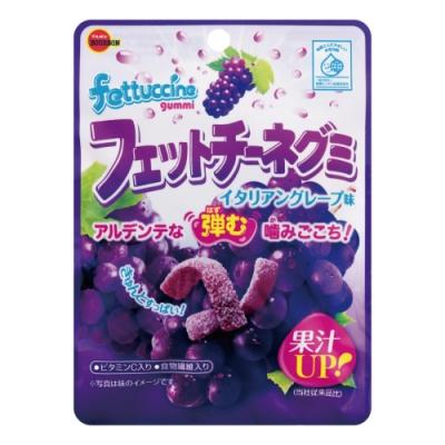 Bourbon北日本 寬版葡萄果汁軟糖(50g)