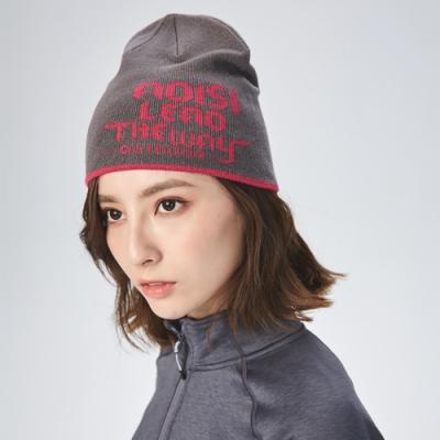 ADISI 針織保暖帽 AS15247【灰桃】