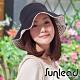 Sunlead 雙面雙色可戴。可塑型折邊防曬寬緣寬圓頂遮陽帽 (夏日花朵) product thumbnail 1