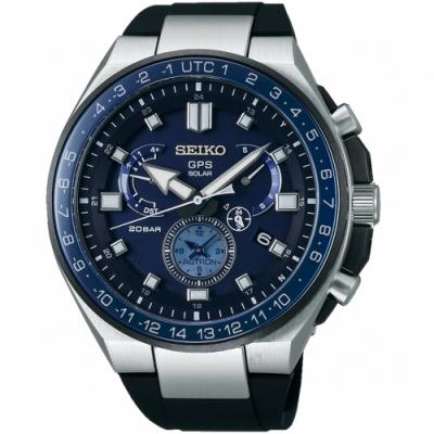 SEIKO精工ASTRON GPS太陽能鈦金屬手錶(SSE167J1)