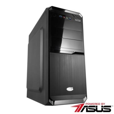 華碩H410平台[蒼淵武士]i3-10100/8G/GTX1650/256G_SSD